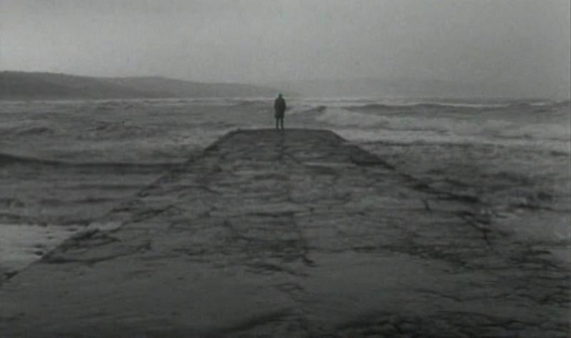 Зима на Бююкаде. Кадр из фильма Sevmek Zamanı, 1965