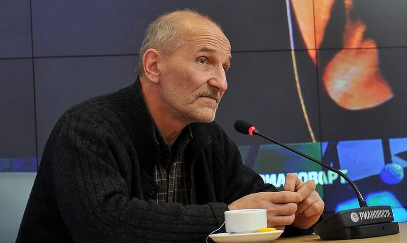 Петр Николаевич Мамонов. Фото: Владимир Песня, РИА Новости