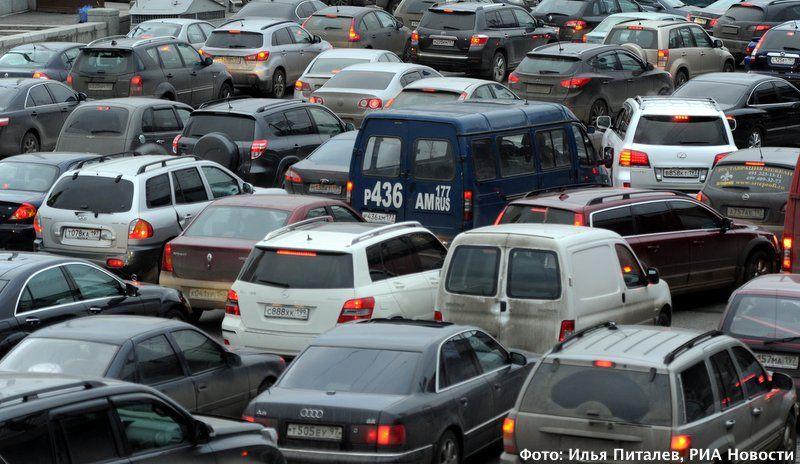 Котельническая набережная, фото: Илья Питалев, РИА Новости