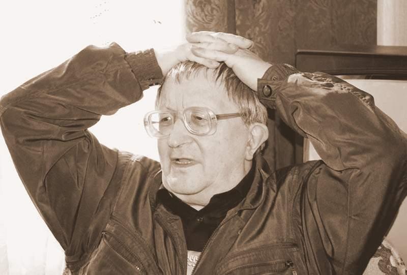 Борис Стругацкий. Фото Сергея Битюцкого