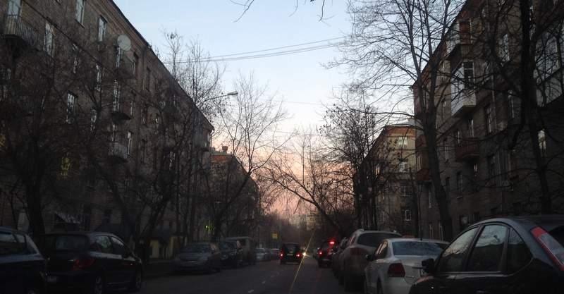 Эльдорадовский переулок в Москве