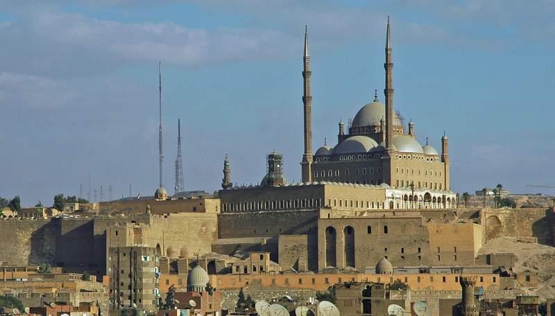 Мечеть Мухаммада Али в каирской Цитадели