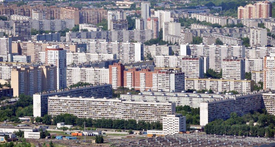 Бибирево. Фото Михаила Архипова, RiverPilgrim.livejournal.com