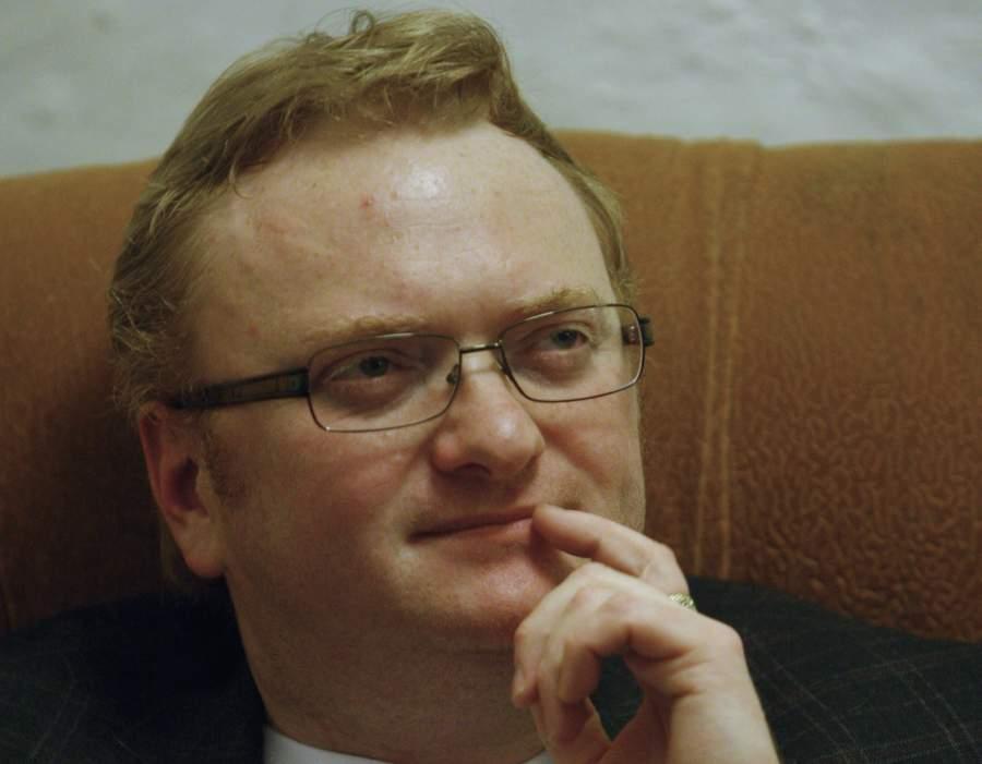 Депутат ЗАКС Виталий Милонов, фото: Вадим Жернов, РИА «Новости»