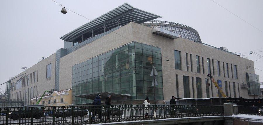 Новое здание Мариинского театра