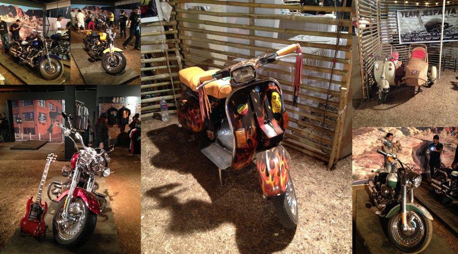 Мотоциклы с India Bike Week
