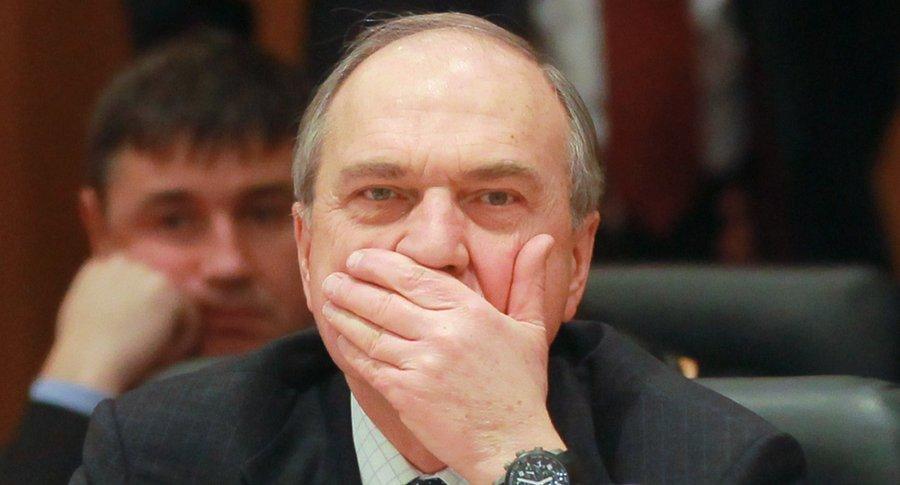 Владимир Пехтин. Фото Виталия Белоусова, РИА Новости