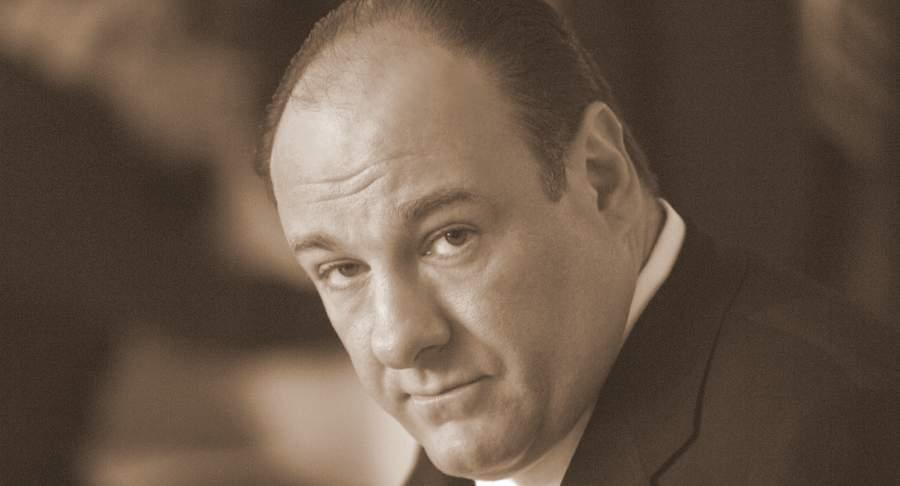 Джеймс Гандольфини в сериале Sopranos. Фото: HBO