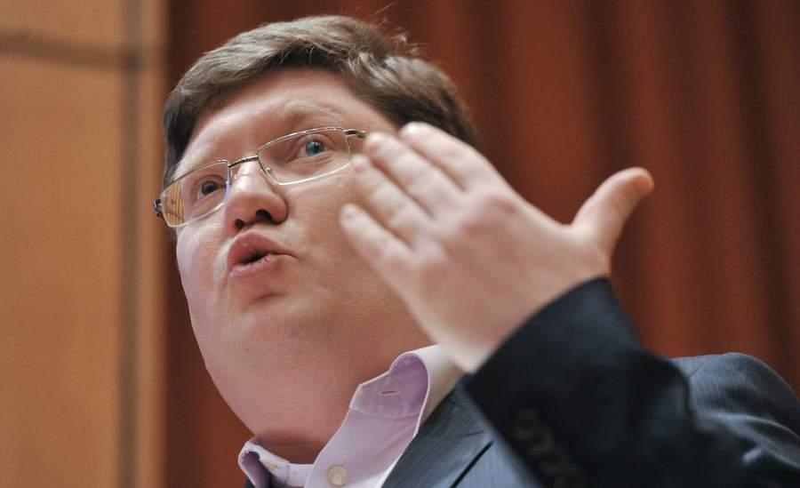 Депутат Исаев. Фото Артема Житенева, РИА Новости