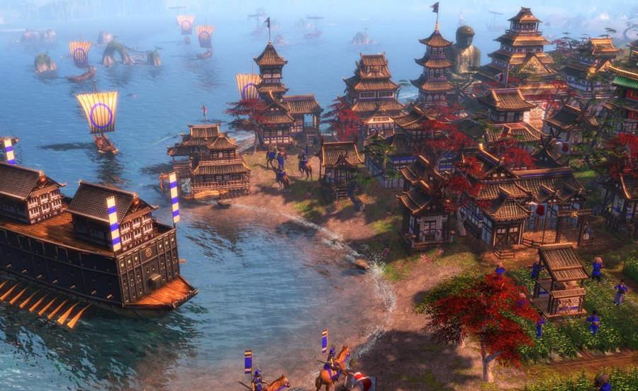 Age of Empires: скриншот последней серии