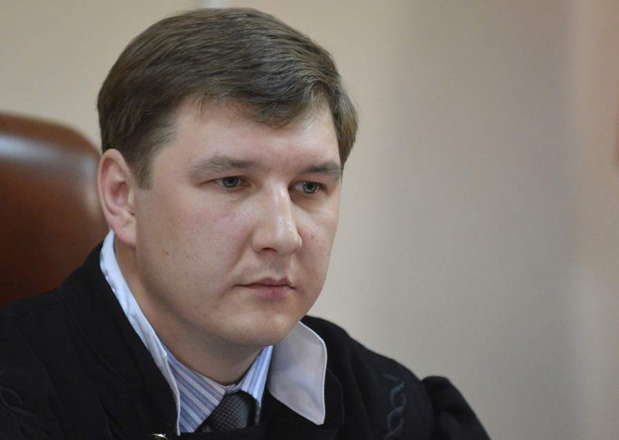 Судья Сергей Блинов. Фото: Сергей Бровко, РИА Новости