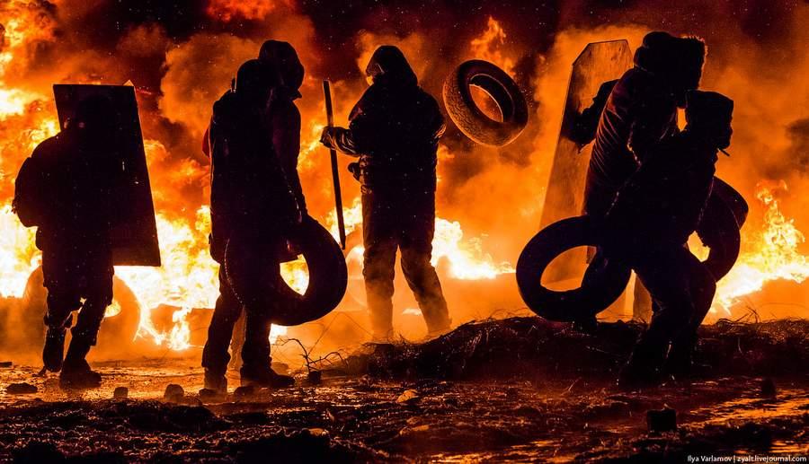 Фото Ильи Варламова, репортаж по ссылке