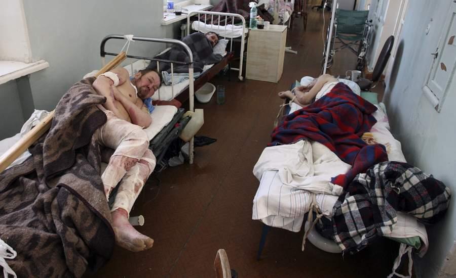 Больница в Барнауле: обязательное медицинское страхование в действии