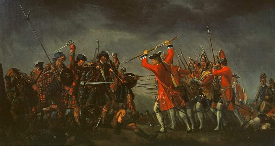 Битва при Каллодене