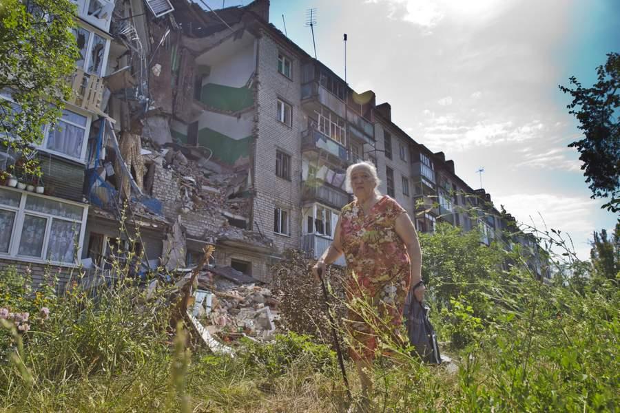Словянск. Фото Евгения Фельдмана