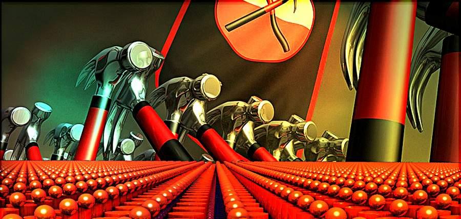 Кадр из фильма The Wall