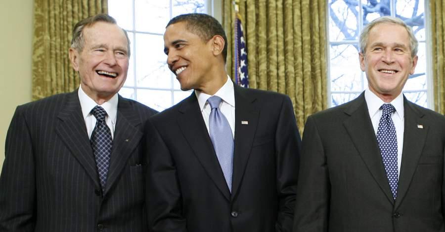 Враги России в фиолетовых галстуках