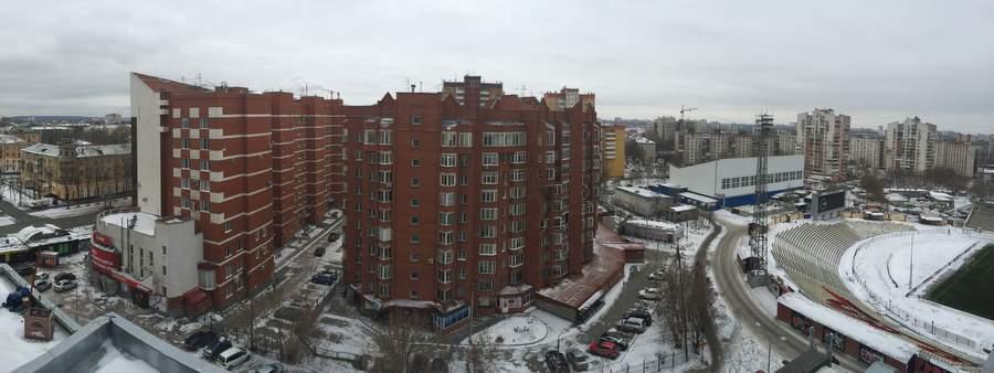 Улица Куйбышева в Перми