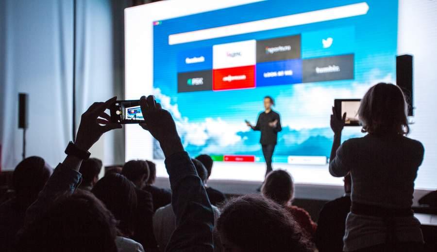 Презентация Яндекс.Браузера, фото пресс-службы Яндекса