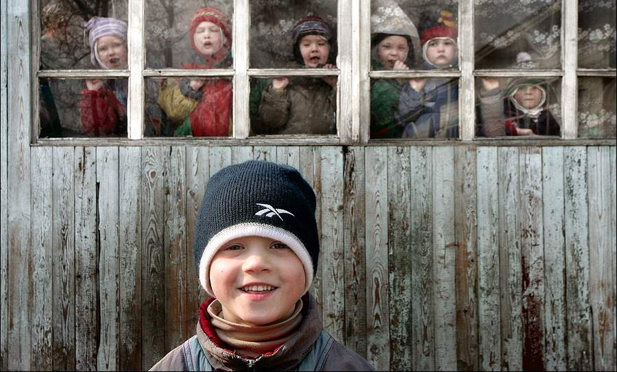 Фото Дмитрия Маркова, добровольца проекта Росток