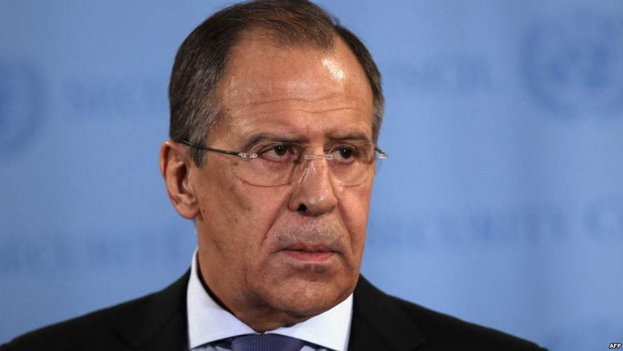Сергей Лавров, фото AFP