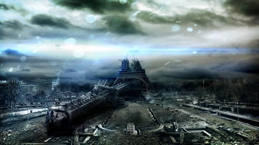 Будущее Парижа, мечты Александра Кошелькова