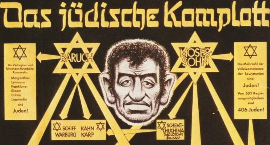 Еврейский заговор