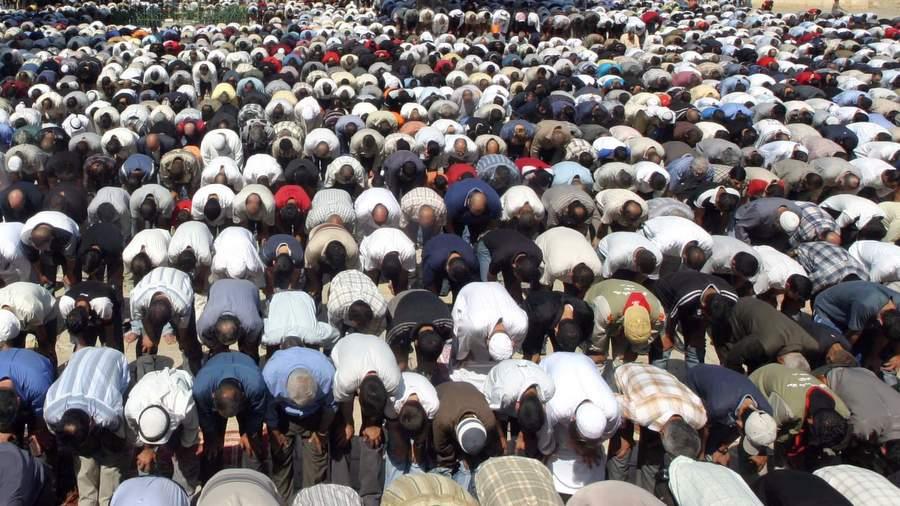 Молитва на Храмовой Горе