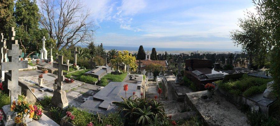 Русское кладбище в Ницце