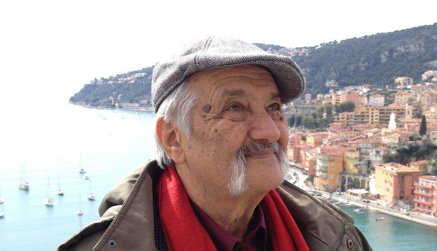 Борис Носик в 2013 году