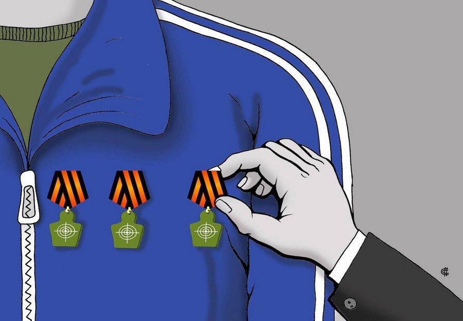 Орден для Кадырова
