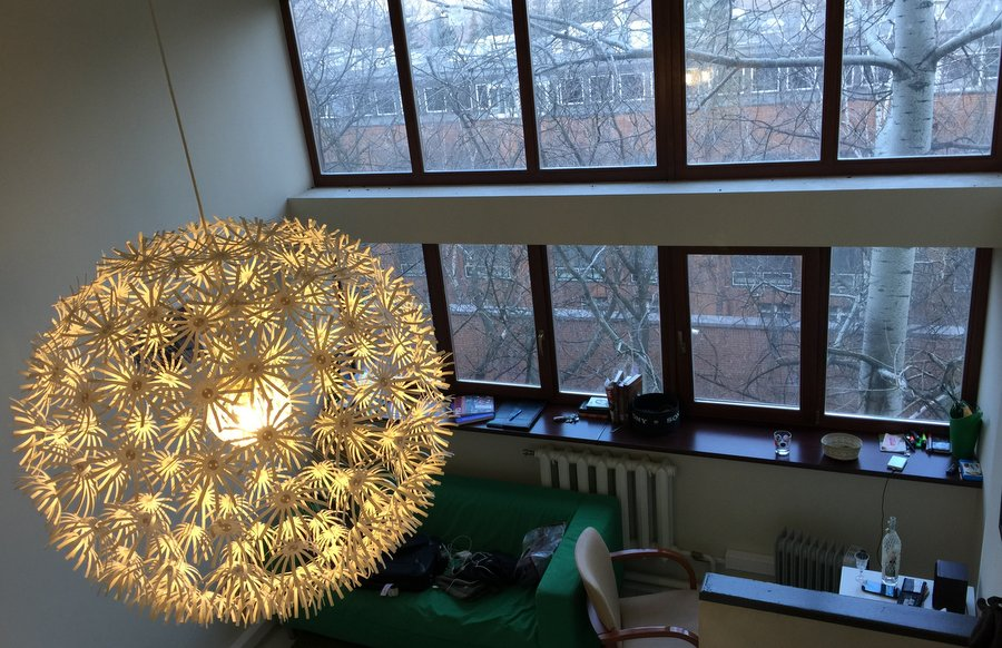 Моя квартира в Наркомфине