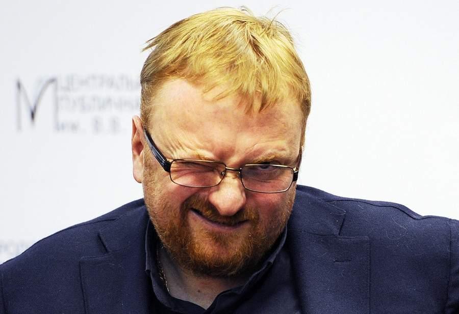 Виталий Милонов, фото: РБК