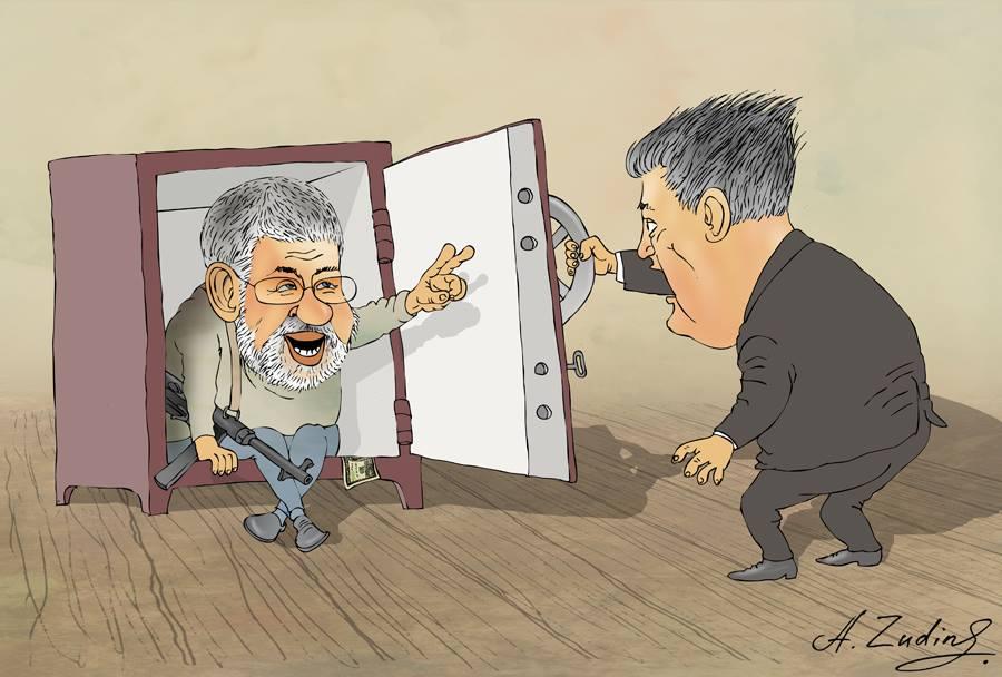 Карикатура Александра Зудина