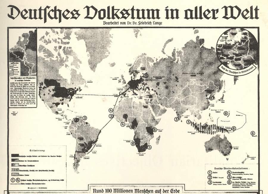 Успехи нацистского иновещания