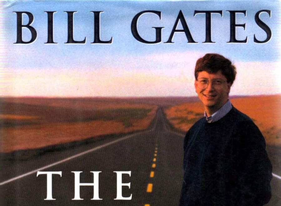 Билл Гейтс, обложка 2 издания