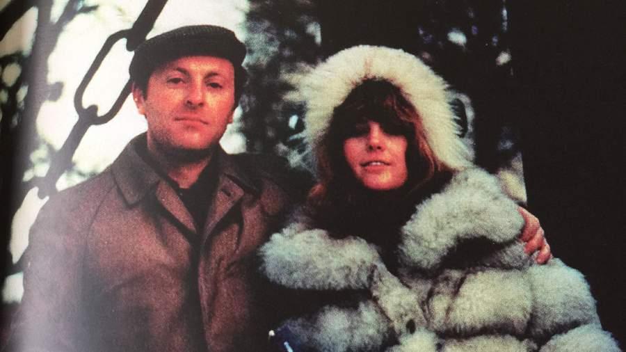 Иосиф Бродский и Эллендея Проффер, Ленинград, 1970 год