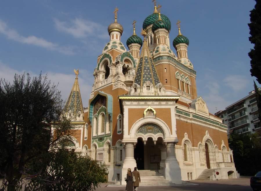Церковь Св. Николая в Ницце