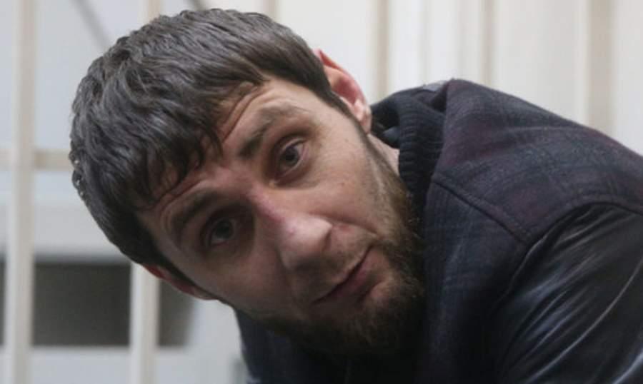 Заур Дадаев после ареста
