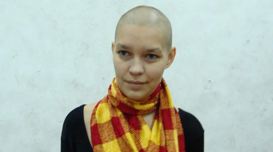 Маша Деева в 2013 году