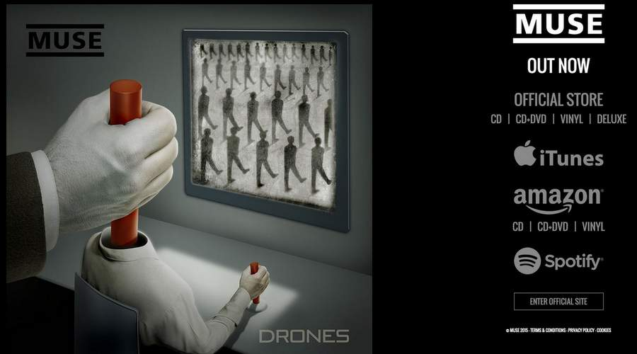 Muse, The Drones