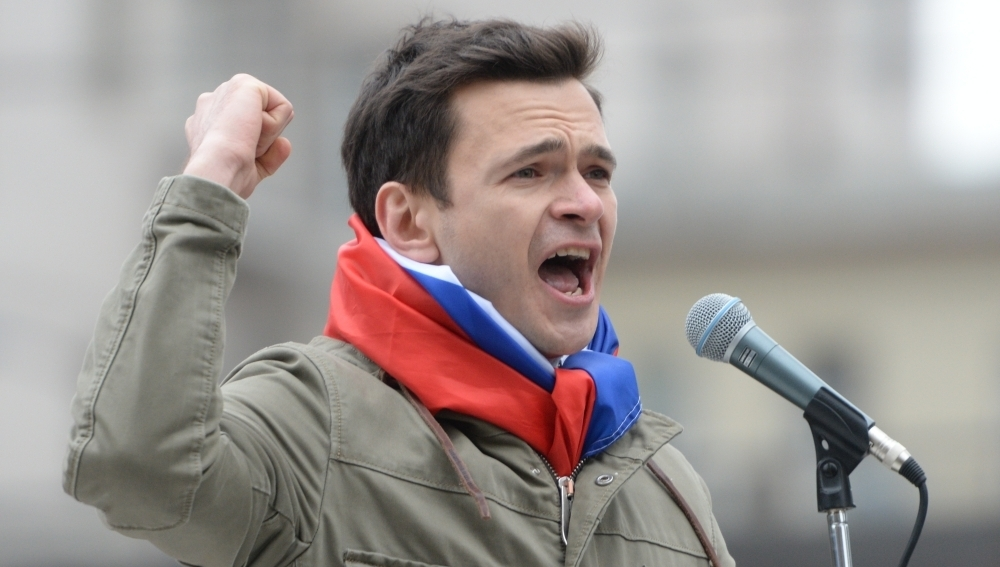 Илья Яшин, фото РИА Новости