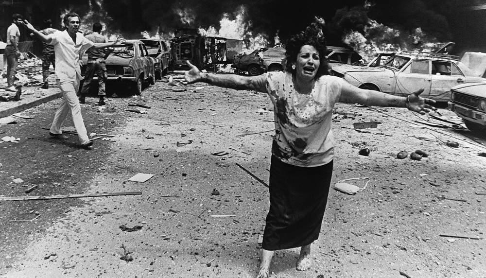 Ливанцы, которые не уехали