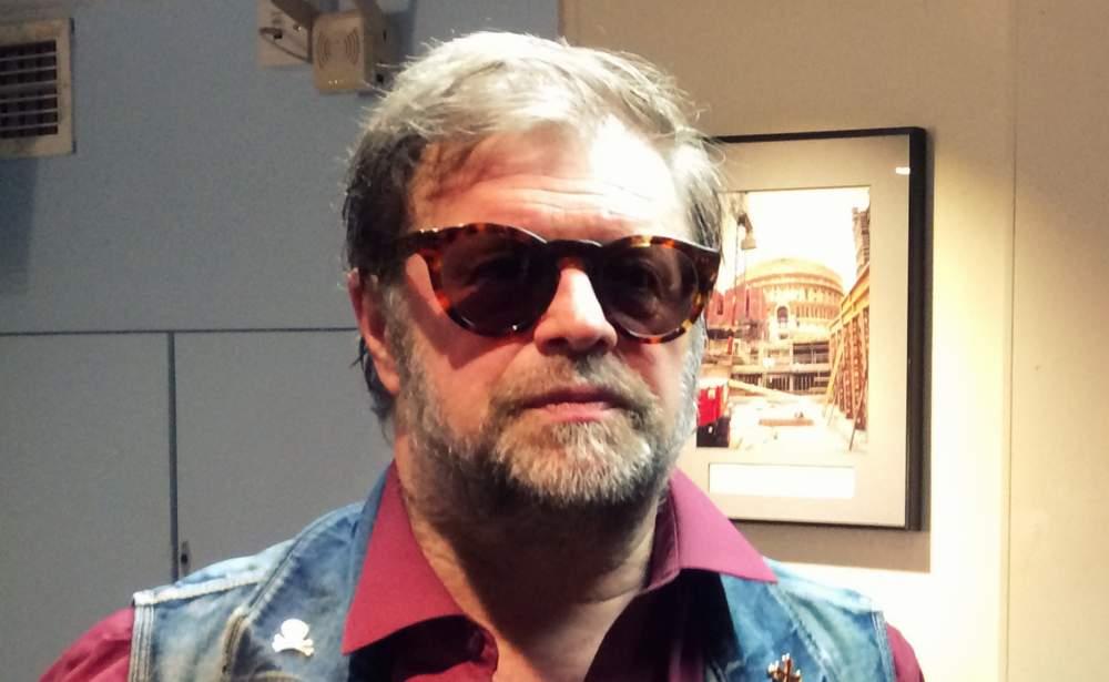 Борис Гребенщиков в Альберт-Холле, 16 мая 2014