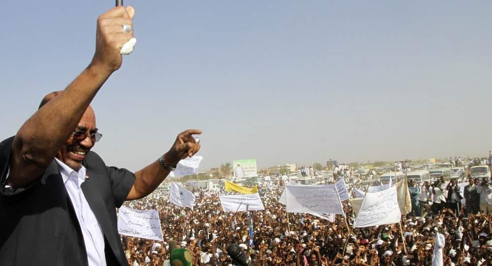 Легитимнейший суданский лидер пришёл к власти в результате военного переворота