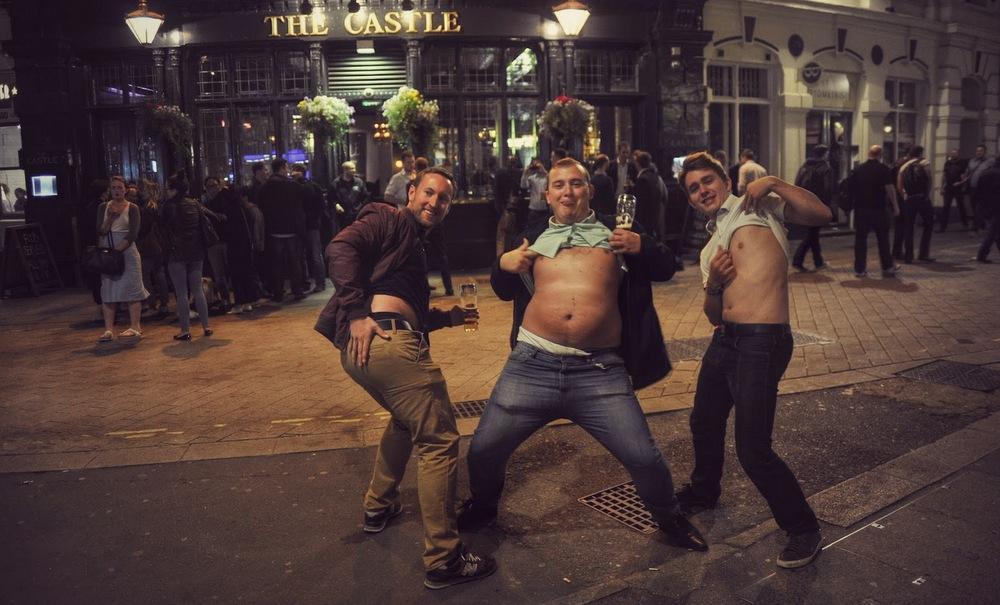 Friday night в лучшем виде. Фото: TimeOut London
