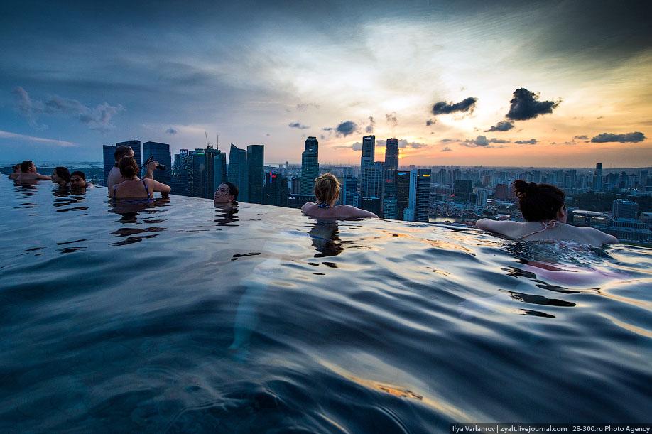 Сингапур. Фото Варламова