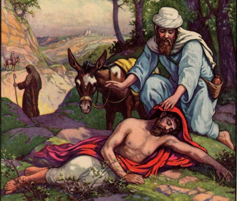 Притча о Добром Самаритянине