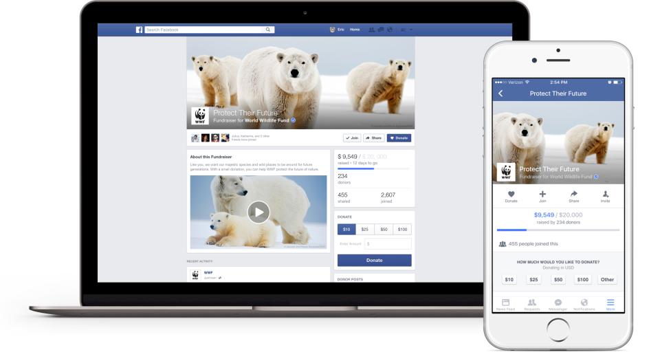 Новые инструменты Фейсбука