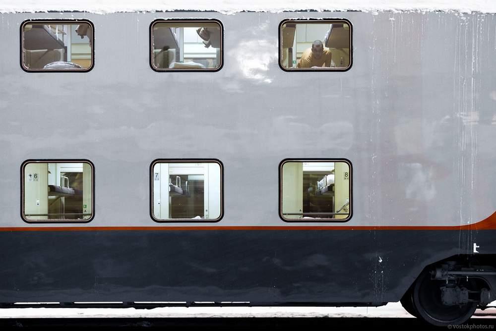 Двухэтажный вагон от РЖД: памяти П.А. Столыпина